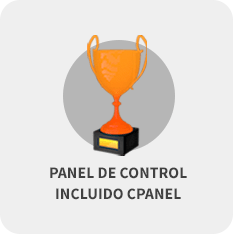 Panel de control Cpanel