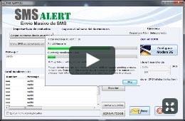 Video de como enviar SMS Masivos